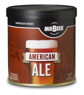 Enlarge Mr Beer American Ale Brew Pack