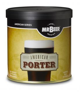 Enlarge Mr Beer American Porter Brew Pack