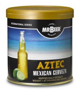 Enlarge Mr Beer Aztec Mexican Cerveza Brew Pack