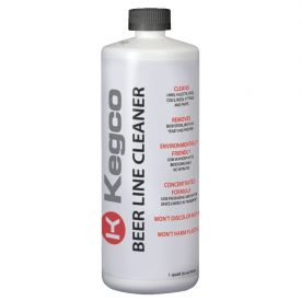 Enlarge Kegco Beer Line Cleaner for Kegerators - 32 oz Bottles - Case of 12
