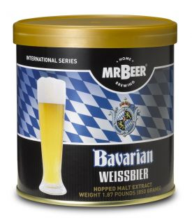 Enlarge Mr Beer Bavarian Wiessenbier Brew Pack