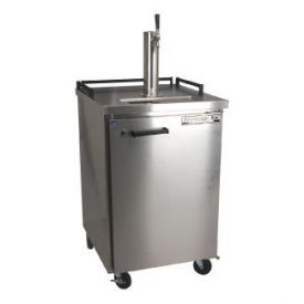 Enlarge Beverage-Air Kegerator BM23-SS All Stainless Steel Commercial Beer Cooler