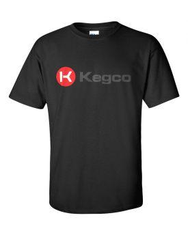 Enlarge Kegco Short Sleeve T-Shirt - Black Large