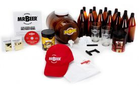 Enlarge Mr. Beer Brewmaster's Select Beer Home Microbrewery Kit