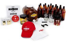 Enlarge Mr. Beer Brewmaster's Select Beer Home Microbrewery Kit