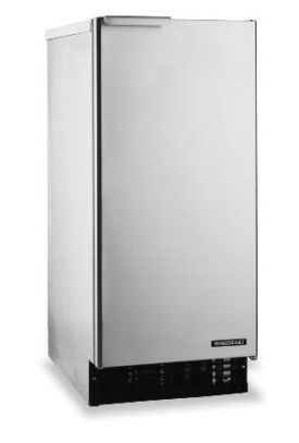 Enlarge Hoshizaki C-101BAH-AD Self-Contained Ice Cubelet Maker w/Built-in Ice Storage Bin
