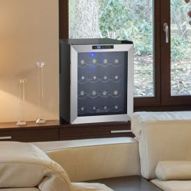 Enlarge Allavino CWR-16-1TS Cascina Series Thermoelectric 16 Bottle Wine Refrigerator