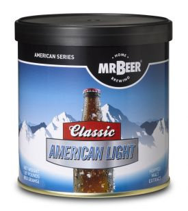 Enlarge Mr Beer Classic American Light Brew Pack
