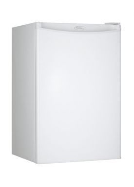 Enlarge Danby DCR122WDD 4.3 Cubic Foot Counterhigh Compact Refrigerator - White