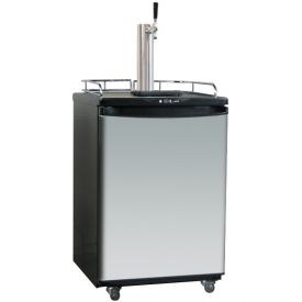 Enlarge Danby Kegerator DKC645BLS  Full Size Beer Cooler with Stainless Steel Door