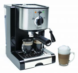 Enlarge Capresso EC100 SS Pump Espresso & Cappuccino Machine