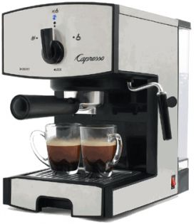 Enlarge Capresso EC50 SS Pump Driven Espresso & Cappuccino Machine