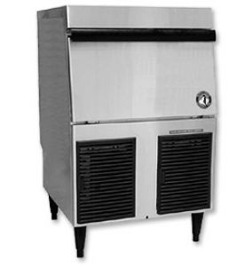Enlarge Hoshizaki F-330BAH Self-Contained Ice Flaker w/ Built-in Storage - Air Cooled