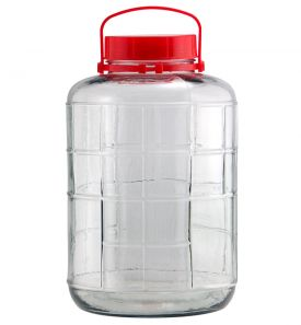 Enlarge Kegco 4.75 Gallon Wide Mouth Glass Carboy