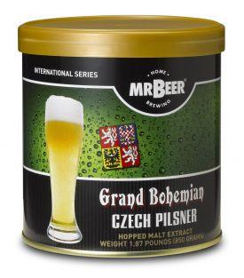 Enlarge Mr Beer Grand Bohemian Czech Pilsner Brew Pack
