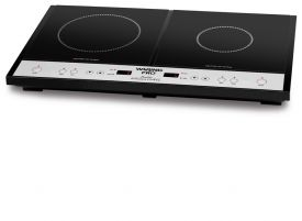 Enlarge Waring Pro ICT400 Double Induction Cooktop Hotplate