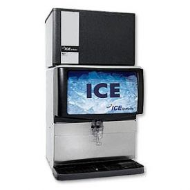 Enlarge Ice O-Matic IOD250 Ice Cube Machine Dispenser - 250 lbs.