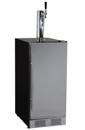 Enlarge Kegco K1500S Kegerator - 15