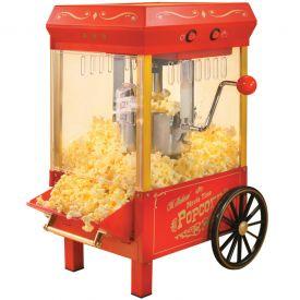 Enlarge Nostalgia Electrics KPM-508 Old Fashioned Movie Time Kettle Popcorn Maker
