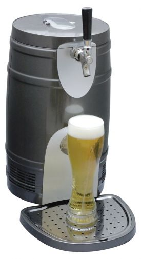 Enlarge Koolatron KTB05BN 5-Liter Beer Keg Chiller