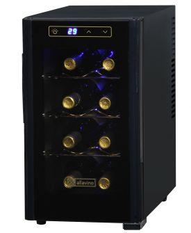 Enlarge Allavino KWT-8BG Thermoelectric 8 Bottle Wine Refrigerator