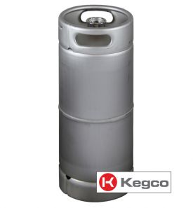 Enlarge Kegco HS-K5G-DTH Keg - Brand new 5 Gallon Commercial Kegs  with Threaded D System Valve
