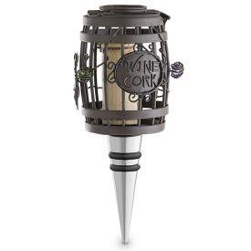 Enlarge Epic 20-185 Wine Barrel Cork Cage Bottle Stopper