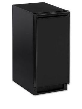 Enlarge U-Line 2115RB-00 2000 Series 3.0 Cu. Ft. Refrigerator - Black Cabinet with Black Door