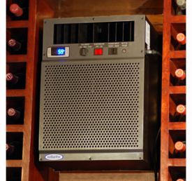 Enlarge CellarPro 4200VSx Wine Cellar Cooling Unit (Exterior)