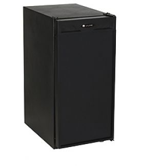 Enlarge U-Line ADA15IMB-00 Crescent Ice Maker Model - Black Door