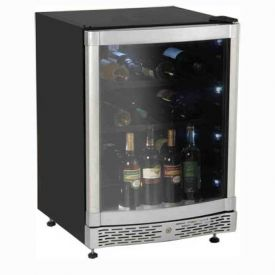 Enlarge Inventory Clearance- Avanti  WC4800C 48 Bottle Built-In Wine Refrigerator Cooler