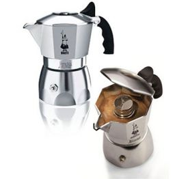 Enlarge Bialetti 06988 Brikka 4 Cup Stovetop Coffee Pot
