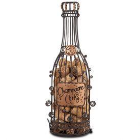Enlarge 91-043 Champagne Bottle Cork Cage