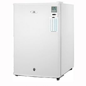 Enlarge Summit FF28LWHMED - Compact Refrigerator for Medical and Laboratory Settings