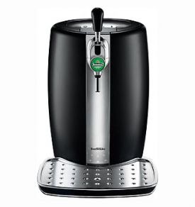 Enlarge Krups Beertender B100 Beer Dispenser from Heineken