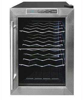 Enlarge Vinotemp VT-12TEDS 12-Bottle Thermoelectric Wine Cooler