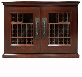 Enlarge Vinotemp Sonoma LUX 296 Credenza Wine Cabinet - 200 Bottle Count