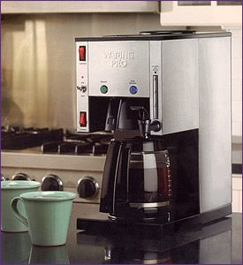 Enlarge Waring Pro WC1000 12 Cup Professional Coffeemaker