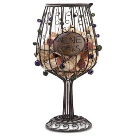 Enlarge 91-044 Wine Glass Cork Cage