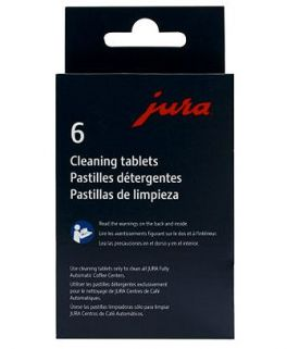 Enlarge Capresso 64308 Jura-Capresso 6-Pack Cleaning Tablets