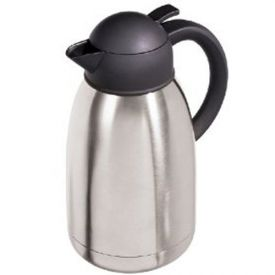 Enlarge Oggi 5073 Catalina Satin Stainless Steel 2 Liter Thermal Carafe