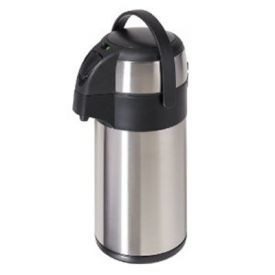 Enlarge Oggi 6538.0 Pumpmaster Stainless Steel 3-Liter Thermal Coffee Carafe