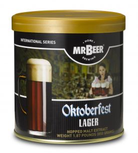 Enlarge Mr Beer Oktoberfest Lager Brew Pack