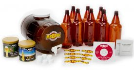 Enlarge Mr. Beer Premium Gold Beer Home Microbrewery Kit