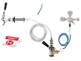 Enlarge Kegco Standard Door Mount Kegerator Keg Tap Conversion Kit