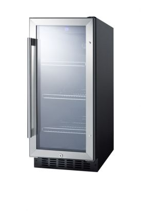 Enlarge Summit SCR1536B Beverage Refrigerator