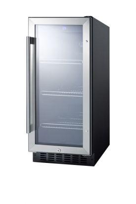 Enlarge Summit SCR1536B Beverage Refrigerator