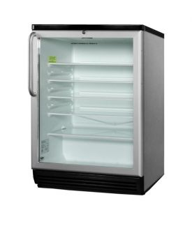 Enlarge Summit SCR600LOS 5.5 Cu. Ft. Outdoor Undercounter All Refrigerator
