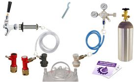 Enlarge Kegco Standard Homebrew Kegerator Conversion Kit