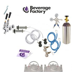 Enlarge Kegco Standard Homebrew 2 Kegerator Conversion Kit